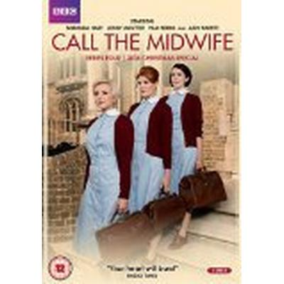 Call the Midwife - Series 4 + 2014 Christmas Special [DVD]